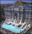 Au coeur de Rome, c'est la fameuse fontaine à voeux de ...