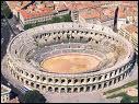 Aréne utilisée lors de la Féria de cette ville du Sud de la France ?