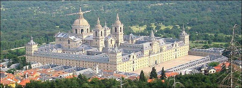 Ancienne résidence des rois d'Espagne à 45 kilomètres de Madrid.