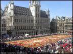 Grand Place de la capitale belge, donc à ...