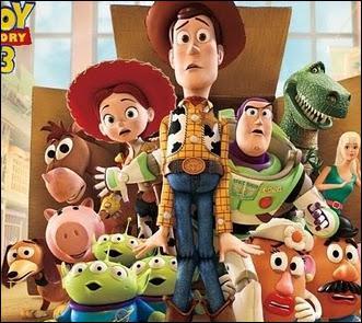 Combien y a-t-il de films Toy Story ?