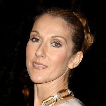 De quelle couleur sont les yeux de Céline Dion ?