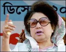Begum Khaleda Zia, Premier Ministre de son pays pendant onze ans. Elle est la veuve du Président Zia Errahman assassiné en 1981. De quel pays asiatique s'agit-il ?