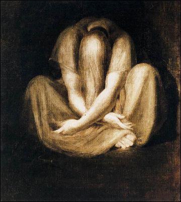 A quel courant artistique appartient Hienrich Füssli ?