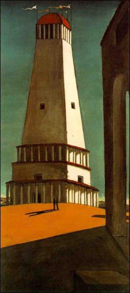 On dit souvent de Giorgo Di Chirico qu'il est un peintre ...