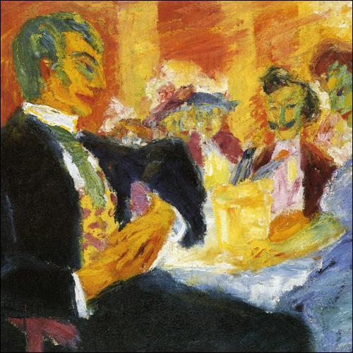 A quel courant artistique appartient Emile Nolde ?