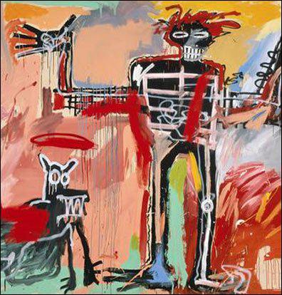 A quel courant artistique peut on associer Jean Michel Basquiat ?