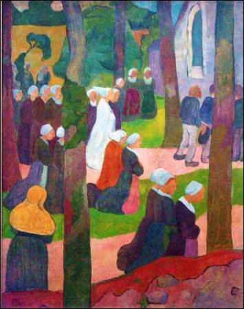 A quel courant artistique appartient Paul Sérusier ?