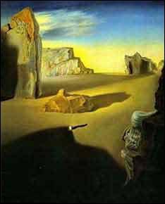 Quel peintre espagnol a réalisé 'Les ombres de la nuit' ?