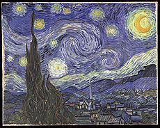 Quel peintre post-impressionniste a réalisé 'La nuit étoilée' ?