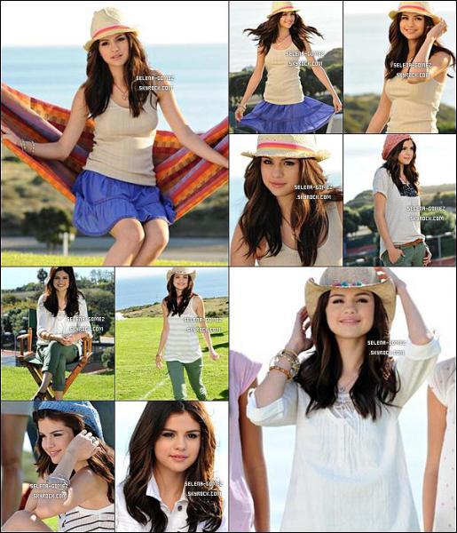 Quand est sortie la marque de vêtements 'Dream Out Loud' de Selena ?