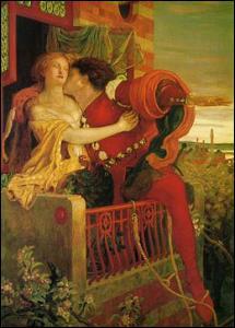 Qui appelait-on les amants de Vérone ?