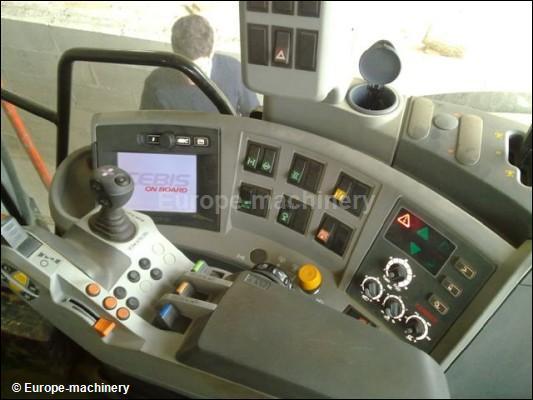 Quelle option a ce tracteur ?