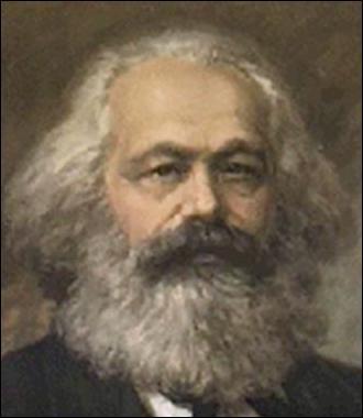 Célèbre philosophe, économiste, théoricien socialiste et communiste, et écrivain allemand. Qui est-ce ?