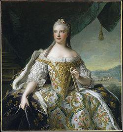 Comme les deux précédentes, j'ai eu 3 fils rois de France : Louis XVI, Louis XVIII et Charles X. je suis :