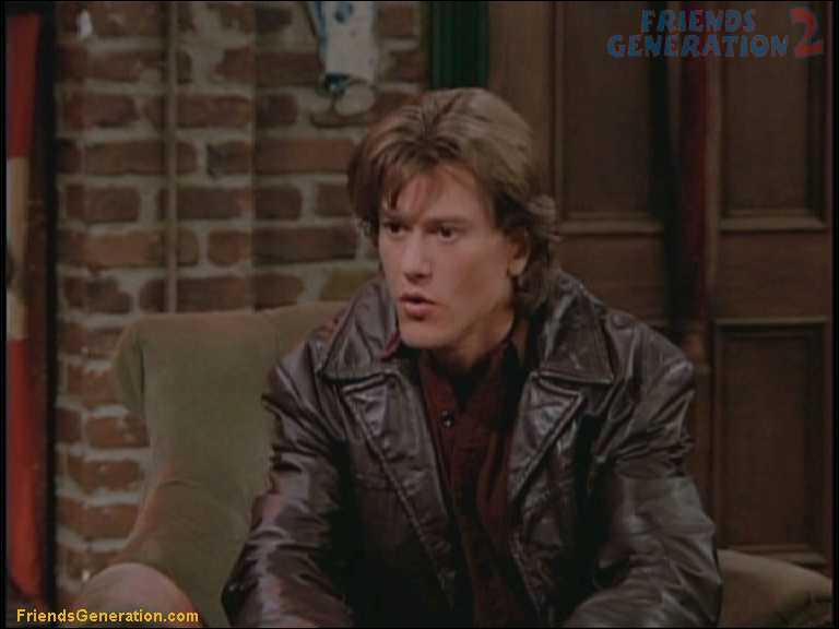 Vincent Ventresca est un habitué des séries télévisées. Avant d'apparaitre dans Invisible man, Cold Case ou Las Vegas, quel rôle a-t-il joué dans Friends ?
