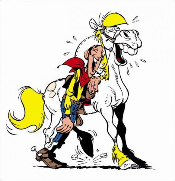 En quelle année fut crée Lucky Luke, par Morris ?