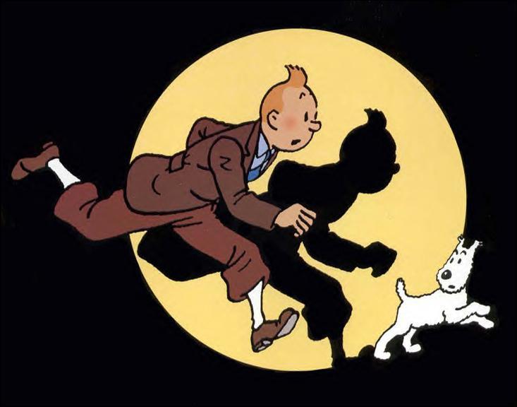 En quelle année fut crée Tintin, par Hergé ?
