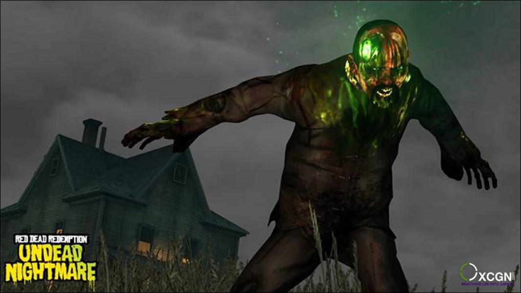 Ce zombie est ... . .
