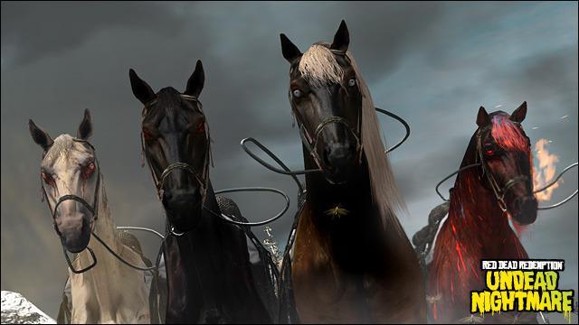 Qui sont ces 4 chevaux ?