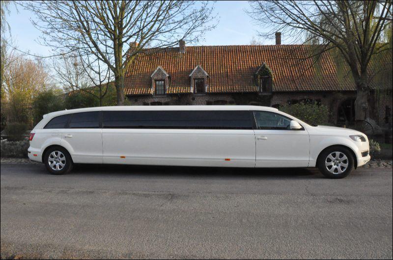 Cette limousine est issue :