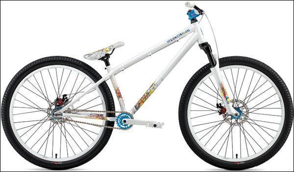 Quel est le nom de ce vélo ? (marque + modele)