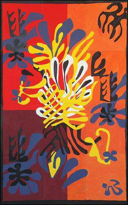 Qui a peint Mimosa ?
