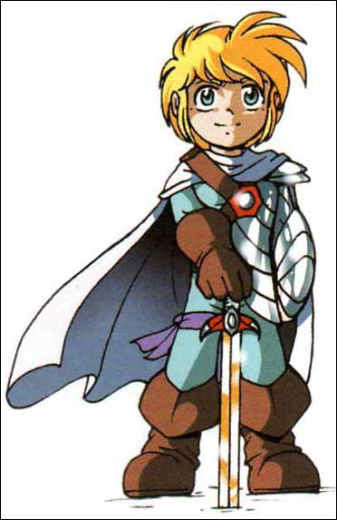 A qui appartient l'épée d'or elfique ?