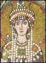 Procope dit d'elle que : 'Jamais aucun tyran connu n'inspira une telle crainte'. Cruelle, implacable et dominatrice, comment se nomme l'épouse de Justinien ?