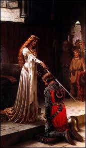 Pour s'attirer les faveurs d'une dame, la fée donna un ----------- au chevalier.
