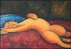 Qui a peint Chat ?