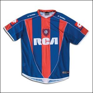 Quelle équipe porte ce superbe maillot ?