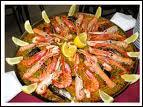 Gastronomie. Plat typiquement espagnol.