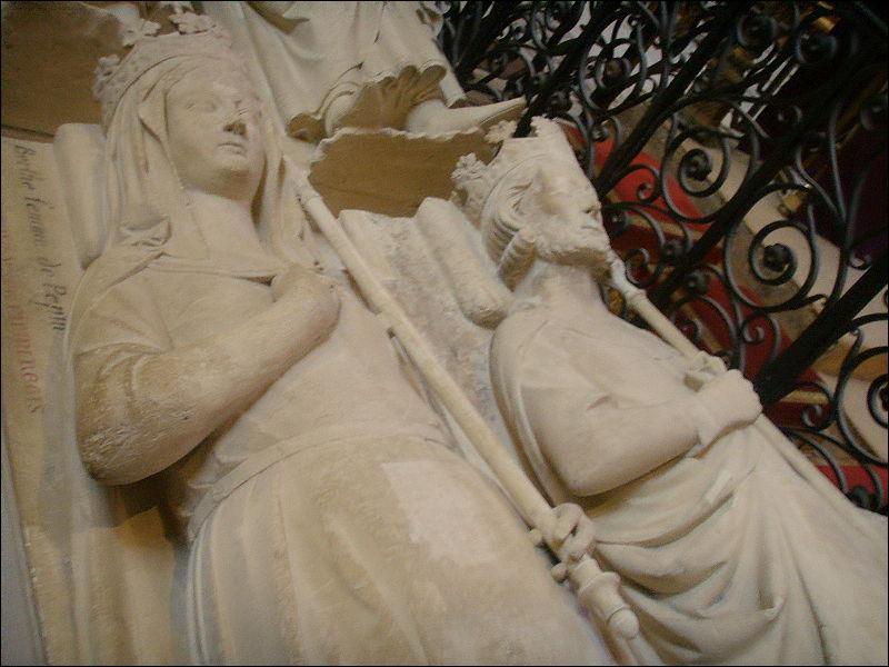Bertrade de Laon était l'épouse de...