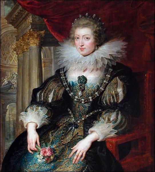 Anne d'Autriche était l'épouse de...