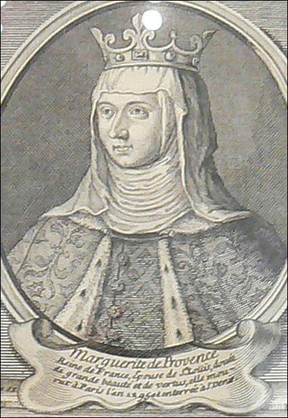 Marguerite de Provence était l'épouse de...