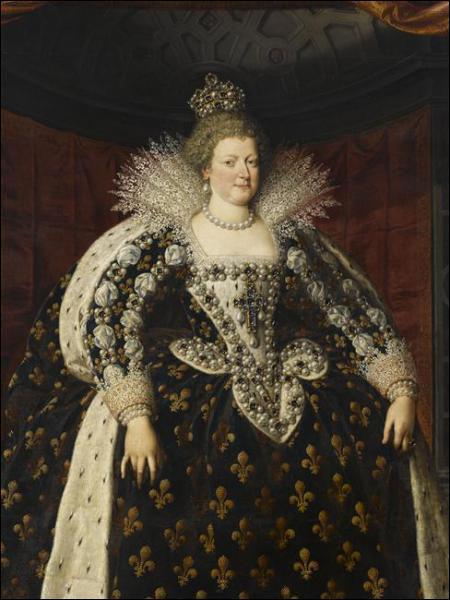 Marie de Médicis était l'épouse de...