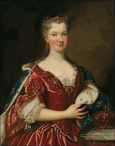 Marie Leszczynska était l'épouse de...