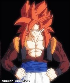 A quel stade de transformation est ce personnage ?