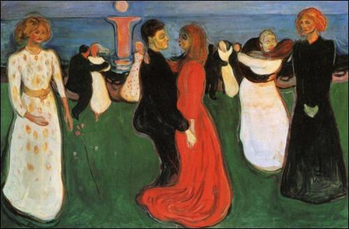 Qui a peint La danse de la vie ?