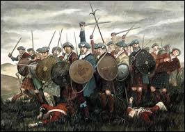 Les Écossais de Charles-Édouard Stuart connaissent une lourde défaite à...