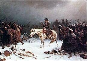 Qu'est-ce que la ''Bérézina'' , endroit où la Grande Armée a beaucoup souffert et connu une déroute ?