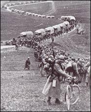 1916 : Offensive de l'Allemagne à Verdun. Comment fut appelée la route qui acheminait nos renforts ?