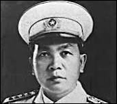 Mai 54, Giap est vainqueur à Dien Bien Phu au...