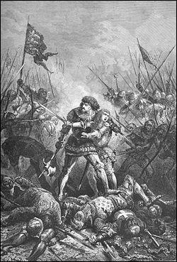 Pendant la guerre de Cent Ans, le roi Jean II le Bon fut capturé lors de sa défaite de Poitiers. Qui fut son vainqueur ?