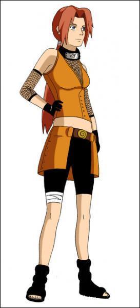 Qui est la mère de Naruto ?