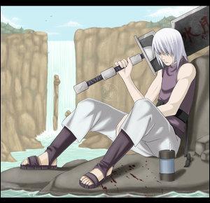 Qui a été son maître dans les sept ninjas renégats de Kiri ?