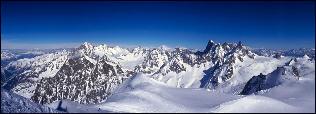 Quelle est cette chaîne de montagne si connue dans nos contrées ?