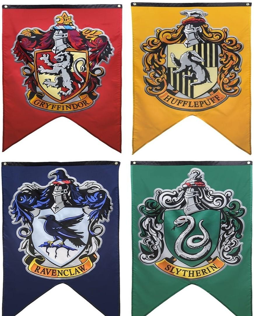 « Harry Potter » : les maisons de Poudlard