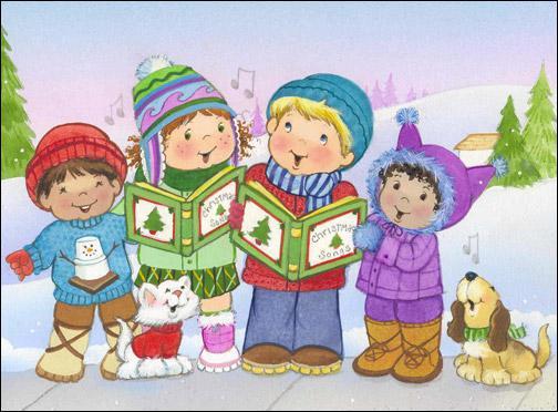 Comment appelle-t-on les chants de Noël en anglais ?